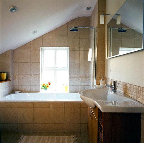 ห้องน้ำเพดานเอียง-8