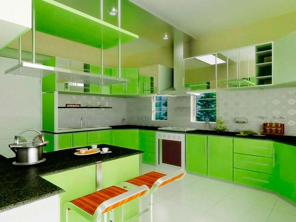 ห้องครัวสีเขียว-3