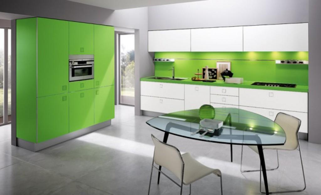 ห้องครัวสีเขียว-4