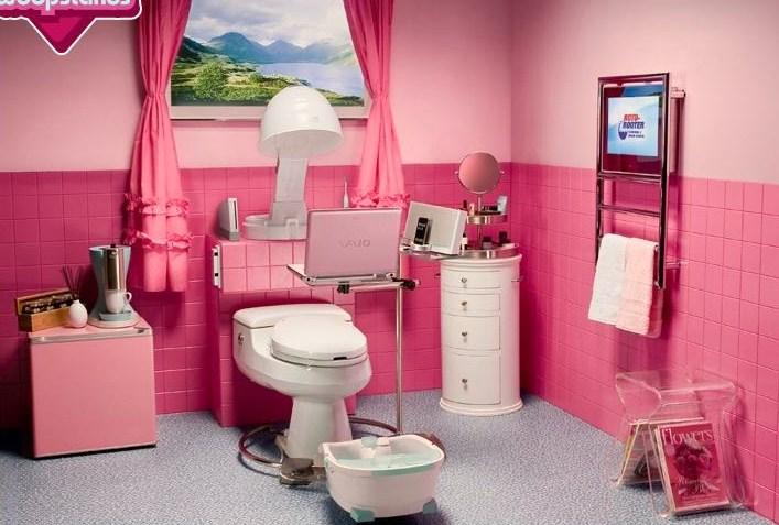 แต่งห้องน้ำ